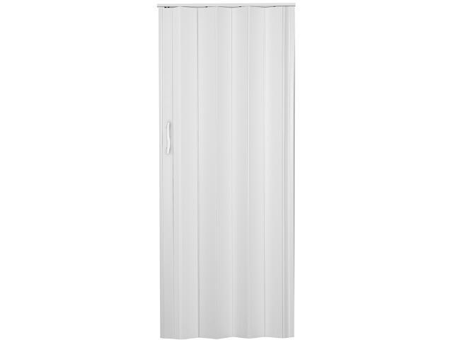 Drzwi harmonijkowe ST3 białe 83cm Standom