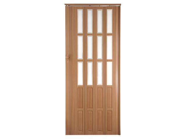 Drzwi harmonijkowe ST11 olcha 86cm Standom
