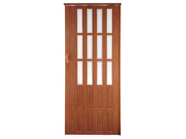 Drzwi harmonijkowe ST11 czereśnia 86cm Standom