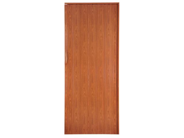 Drzwi harmonijkowe ST8 czereśnia 82cm Standom