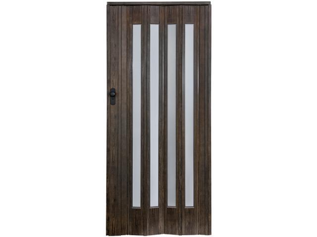 Drzwi harmonijkowe ST12 wenge 88cm Standom