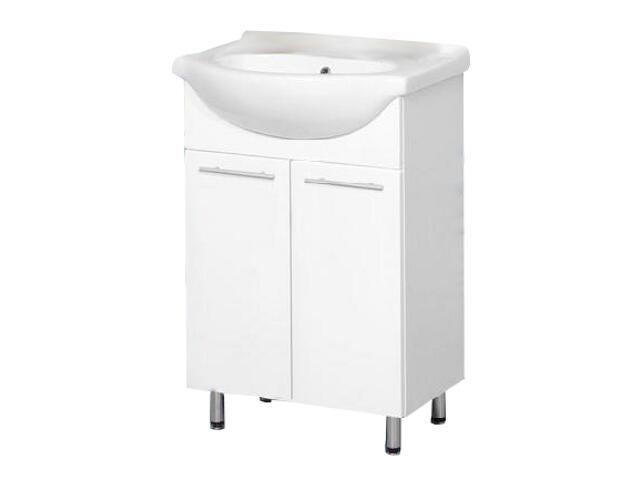 Zestaw umywalka + szafka SET 55 BB 162021 Elita