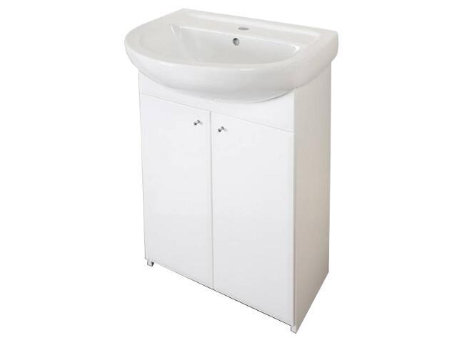 Zestaw umywalka + szafka MAJUS 55 161812N Elita