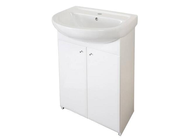 Zestaw umywalka + szafka MAJUS 50 161811N Elita