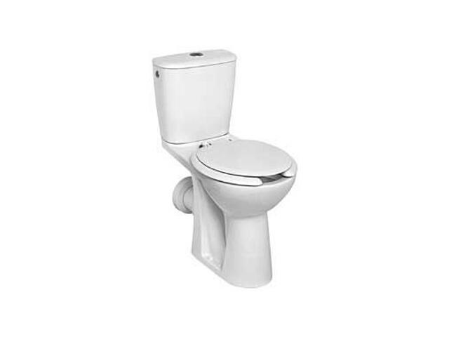 Kompakt WC NOVA TOP BEZ BARIER lejowa ze spłuczką i uchwytem uchylnym 69210000 Koło