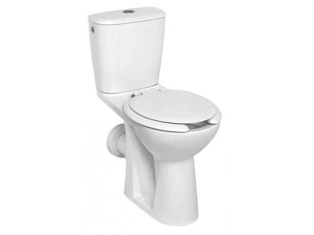 Miska WC stojąca kompaktowa NOVA TOP BEZ BARIER lejowa 63400000 Koło