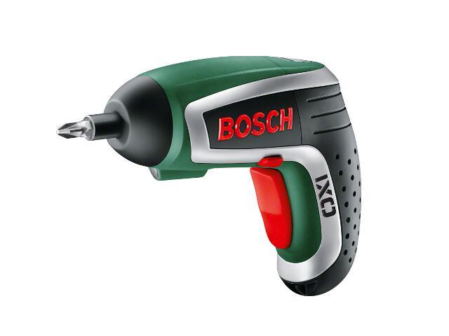 Wkrętarka akumulatorowa PSR IXO IV 3,6V 603981022 + adapter kątowy i mimośrodowy Bosch