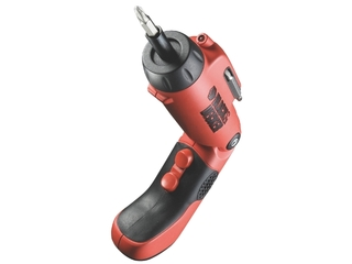 Wkrętarka akumulatorowa KC1036K 3,6V Black&Decker