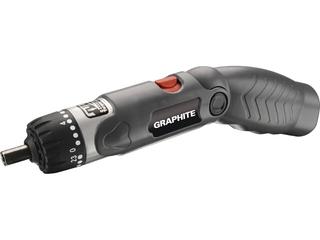 Wkrętarka akumulatorowa 58G146 4,8V Graphite