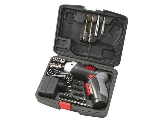 Wkrętarka akumulatorowa 2436AC 3,6V z walizką i akcesoriami Skil