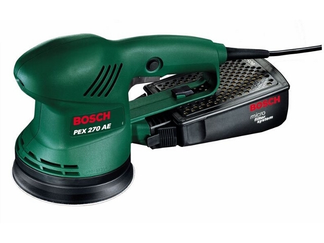 Szlifierka mimośrodowa sieciowa PEX 270 AE 270W 603369708 Bosch