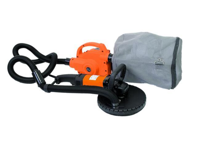 Szlifierka specjalistyczna A140200 do gipsotynków z odkurzaczem przenośnym 800W/650W Pansam