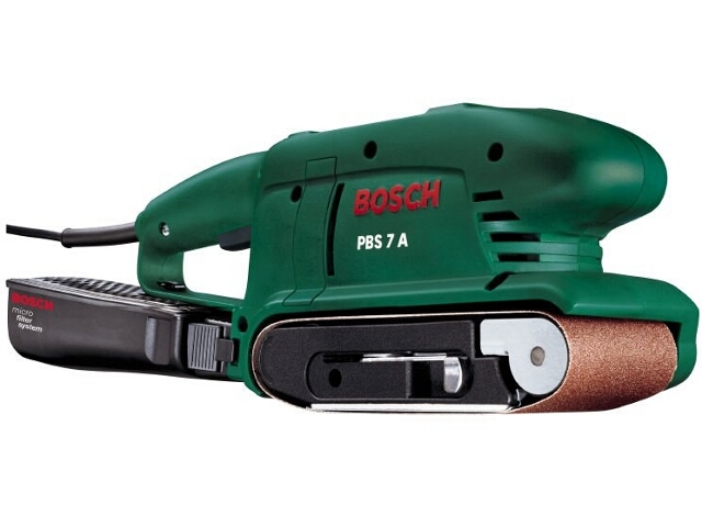 Szlifierka taśmowa PBS 7 A 600W 603391008 Bosch