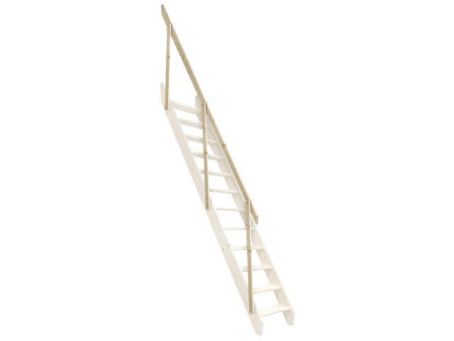 Poręcz do schodów młynarskich Oslo/Kopenhaga Radex