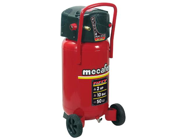 Kompresor elektryczny bezolejowy 50l Fifty Mecafer