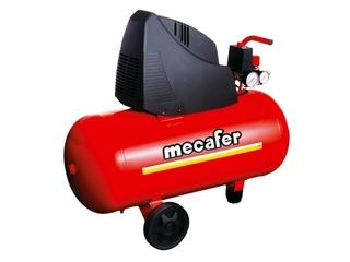 Kompresor elektryczny bezolejowy 50l Mecafer