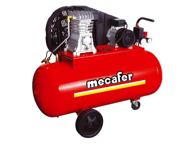 Kompresor elektryczny olejowy 100l Mecafer