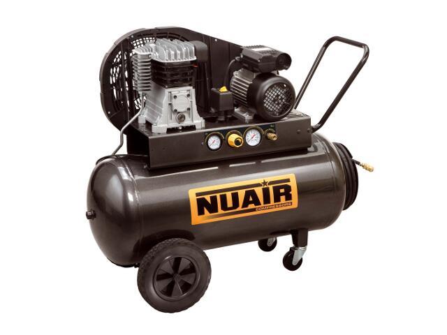 Kompresor elektryczny olejowy Technical 100l 3KM 10bar 36FA504NUA NuAir