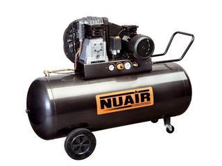 Kompresor elektryczny olejowy Technical 200l 4KM 10bar NuAir