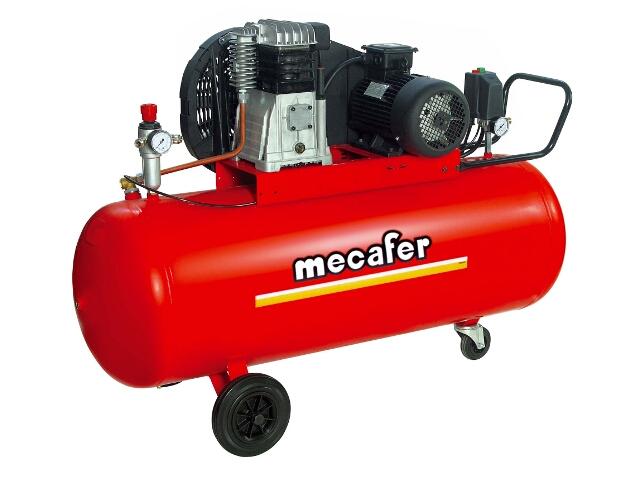 Kompresor elektryczny olejowy 270l Mecafer