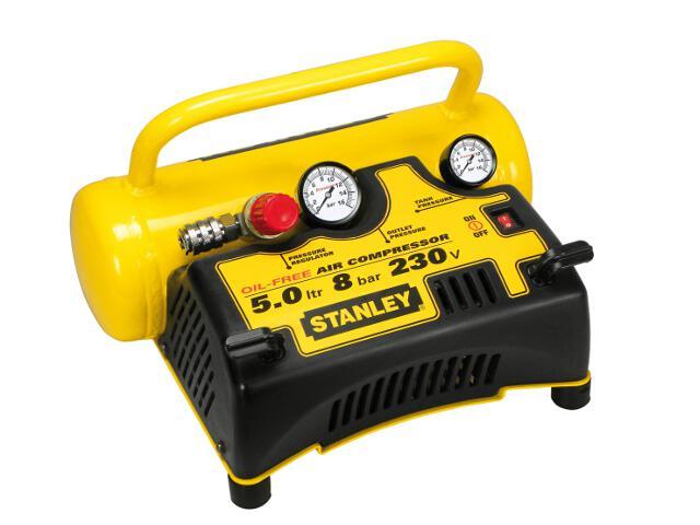 Kompresor elektryczny bezolejowy wyciszony 8213360STN049 Stanley