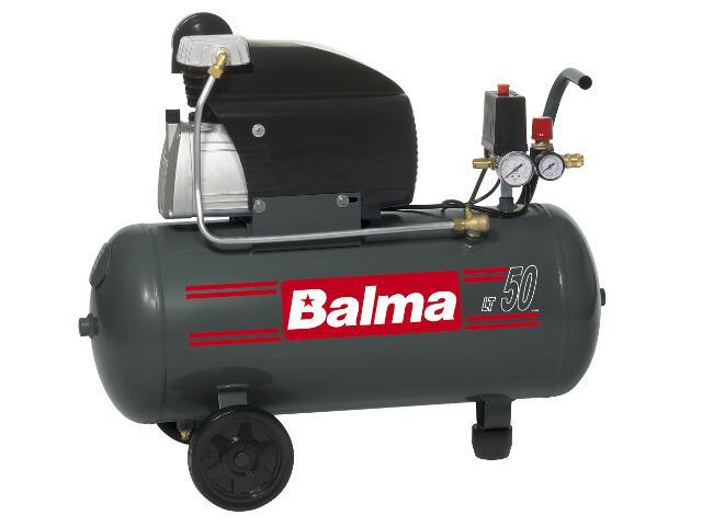 Kompresor elektryczny olejowy FC2/50CM2R 50l 230V Balma
