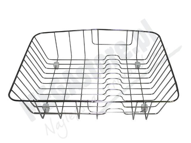Koszyk INOX 40x31 do zlewozmywaków granitowych 072010001 Pyramis
