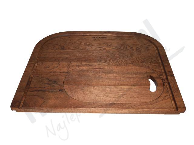 Deska do zlewozmywaków drewniana TITAN 525005501 Pyramis