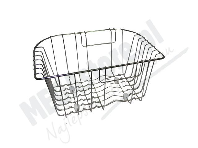 Koszyk INOX TITAN 525005401 Pyramis