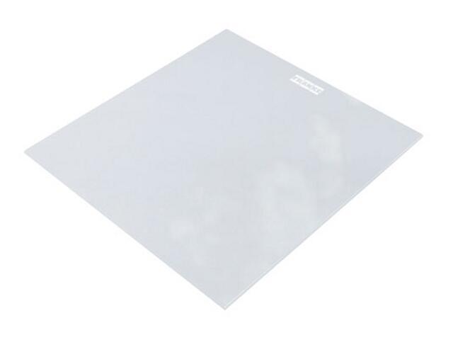 Deska kuchenna do zlewozmywaka Crystal białe szkło 112.0066.554 Franke