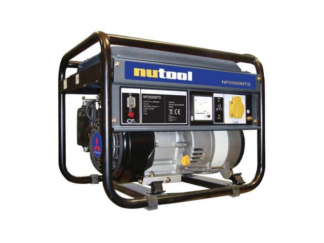 Agregat prądotwórczy 2,8kW NP2500 MTS Nutool
