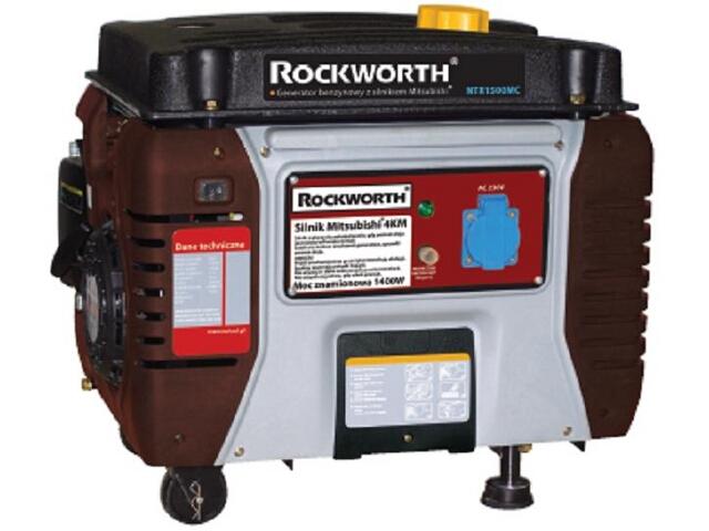 Agregat prądotwórczy 1,5kW Rockworth