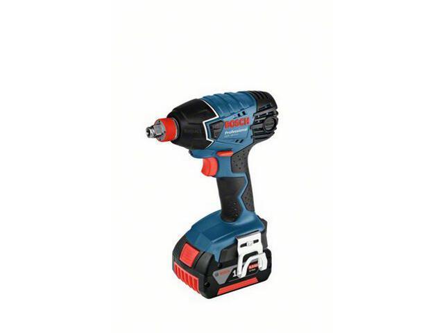 Klucz udarowy akumulatorowy GDX 18 V-LI 18V bez akumulatorów i ładowarki 6019B8101 Bosch