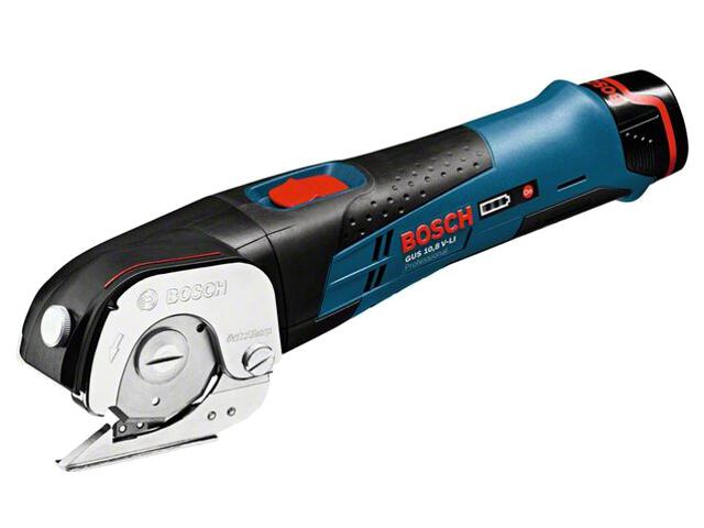 Nożyce GUS 10,8 V-Li 2x1,3Ah Bosch