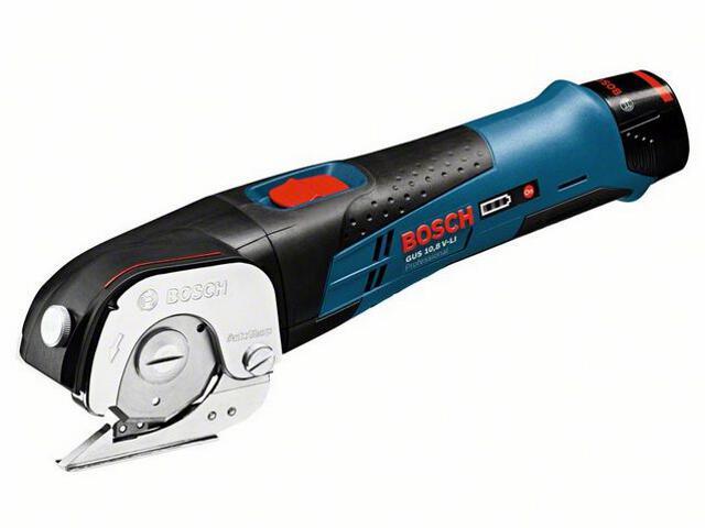 Nożyce rotacyjne GUS 10,8-LI bez akumulatorów i ładowarki 10,8V 6019B2901 Bosch
