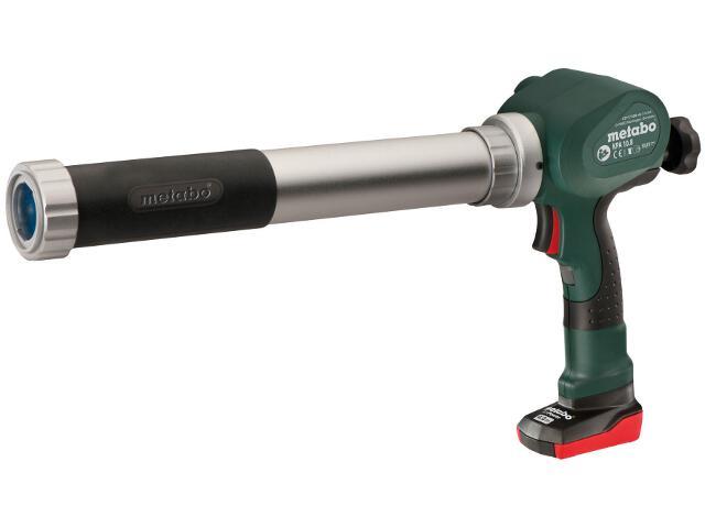 Pistolet do klejenia akumulatorowy PowerMaxx KP 600ml 10,8V/4,0Ah Metabo