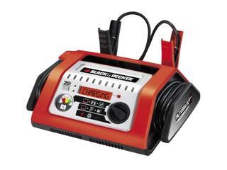 Automatyczna ładowarka 20A, kontrola napięcia i alter. funkcja roz. 60A BDSBC20A Black&Decker