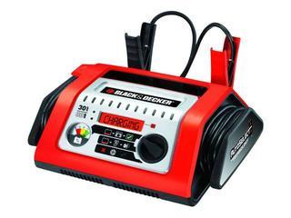 Automatyczna ładowarka 30A, kontrola napięcia i alter. funkcja roz. 80A BDSBC30A Black&Decker