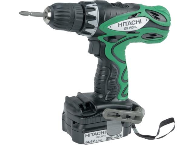 Wiertarko-wkrętarka 14,4V DS14DFL Hitachi