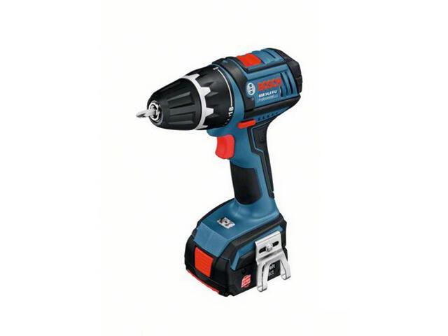 Wiertarko-wkrętarka GSR 14,4 V-Li 2x1,3Ah Bosch