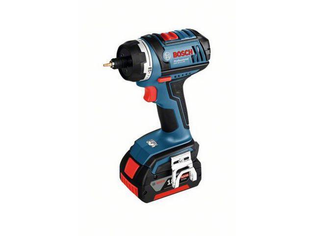 Wiertarko-wkrętarka GSR 18 V-LI HX 2x4Ah Li-Ion 601869104 Bosch