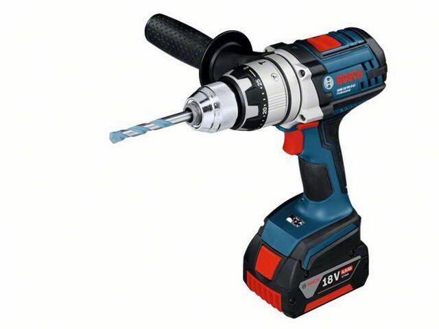 Wiertarko-wkrętarka udarowa GSB 18 VE-2-LI 18V bez akumulatorów i ładowarki 601862302 Bosch