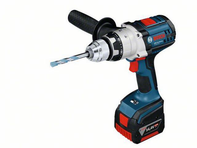 Wiertarko-wkrętarka udarowa GSB 14,4 VE-2-LI 14,4V bez akumulatorów i ładowarki 601862402 Bosch