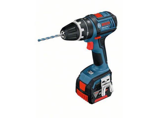 Wiertarko-wkrętarka udarowa GSB 14,4 V-LI 14,4V bez akumulatorów i ładowarki 601867001 Bosch