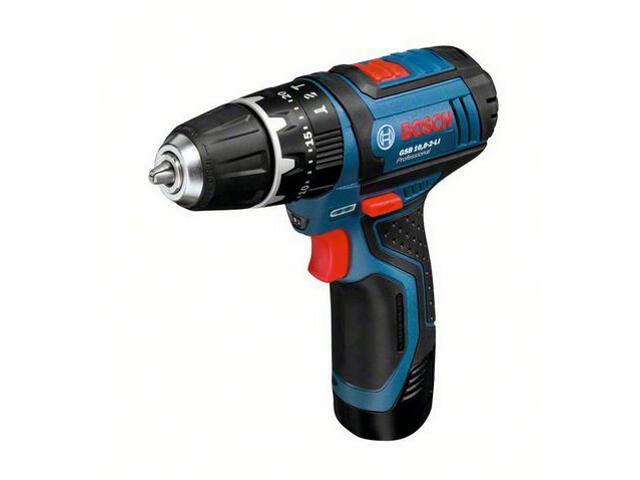 Wiertarko-wkrętarka udarowa GSB 10,8-2-LI bez akumulatorów i ładowarki 10,8V 6019B6901 Bosch