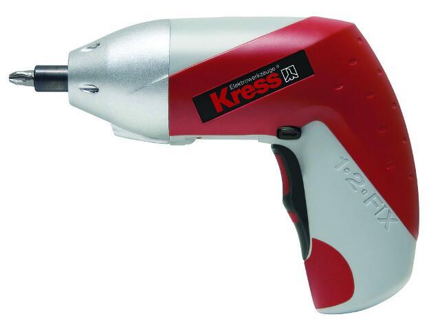 Wkrętarka akumulatorowa KR1-2-FIX 3,6 V Kress