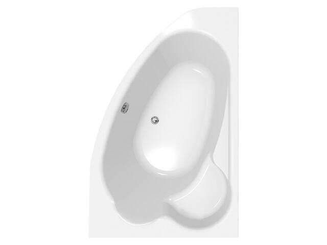 Wanna asymetryczna CALABRIA 170 prawa z hydromasażem DUOTRONIC SIMPLE S301-011-DS