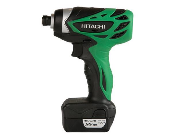 Zakrętarka udarowa akumulatorowa 10,8V WH10DFL Hitachi