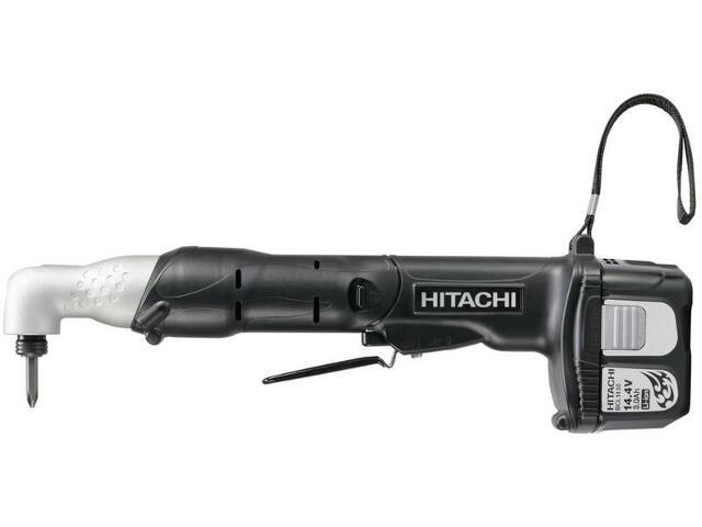 Zakrętarka udarowa akumulatorowa kątowa 14,4V WH14DCAL Hitachi