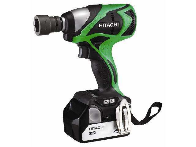 Zakrętarka udarowa akumulatorowa 14,4V WR14DBDL Hitachi
